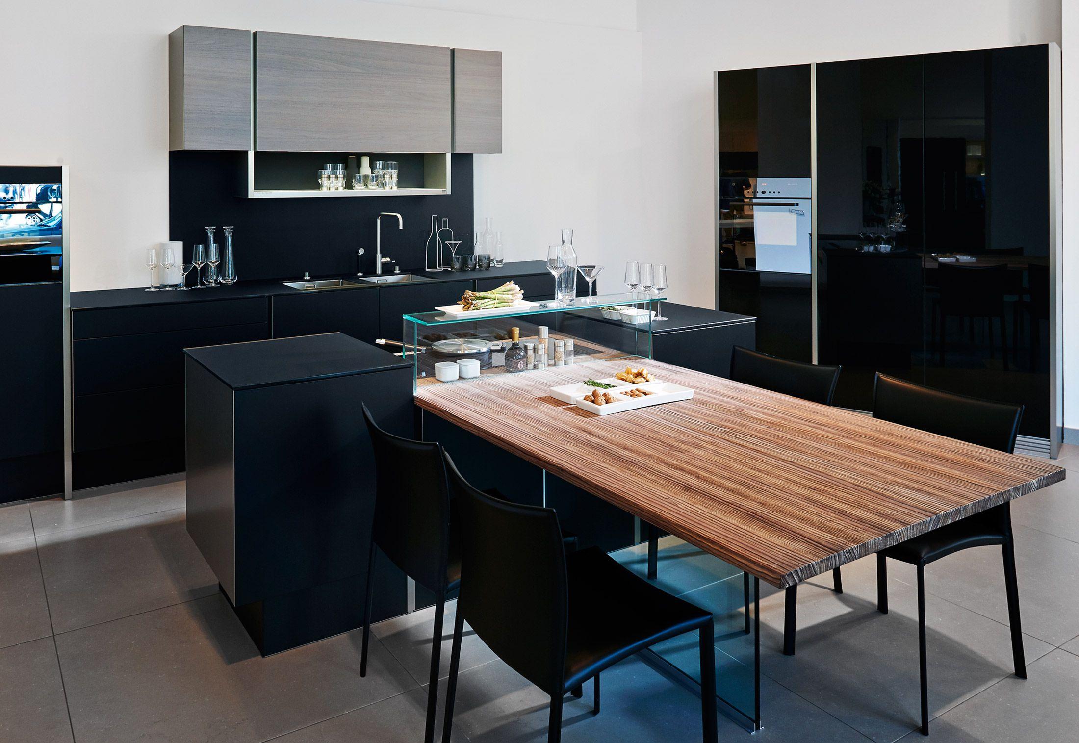 Porsche Design Keuken : Poggenpohl presenteert de eerste porsche design keuken