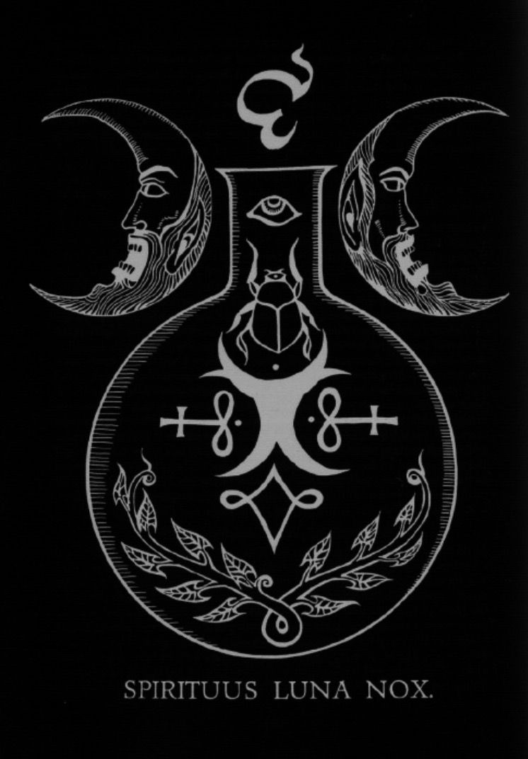 Pin by gong baojun on cool pinterest occult dark art and occult symbols occult art moon symbols mystic symbols alchemy art satanic art evil art witchcraft tattoos baphomet buycottarizona
