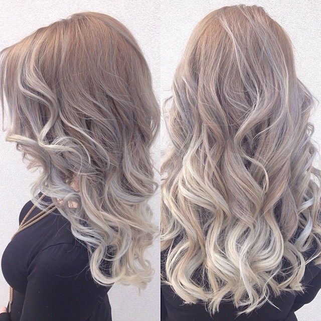Double Wefted Full Head Remy Clip In Human Hair Extensions Ombre
