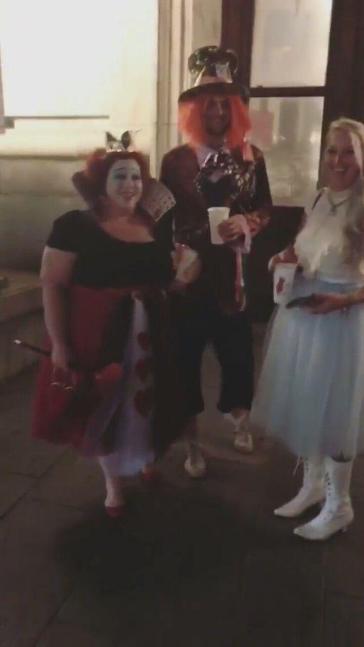 Alice in wonderland  Halloween costumes