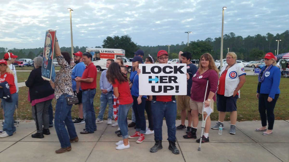 #First Coast becomes election focus as Trump, Obama rally supporters - WOKV: WOKV First Coast becomes election focus as Trump, Obama rally…