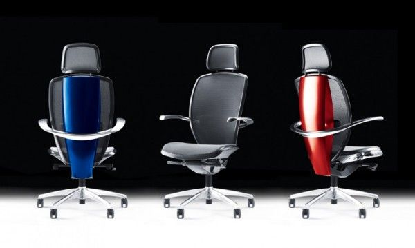 Ares Line Xten Office Chair By Pininfarina Plush Seating