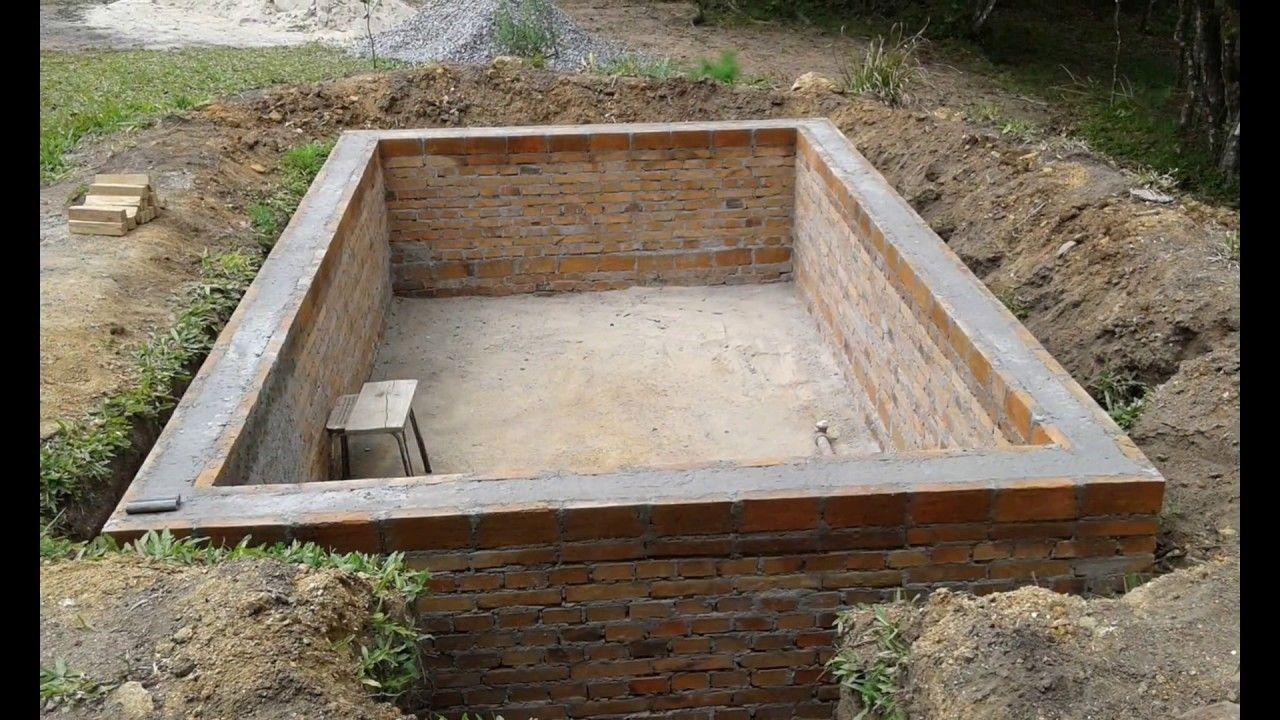 Fazendo uma piscina 3x5 in 2019 Decor, Home decor, House