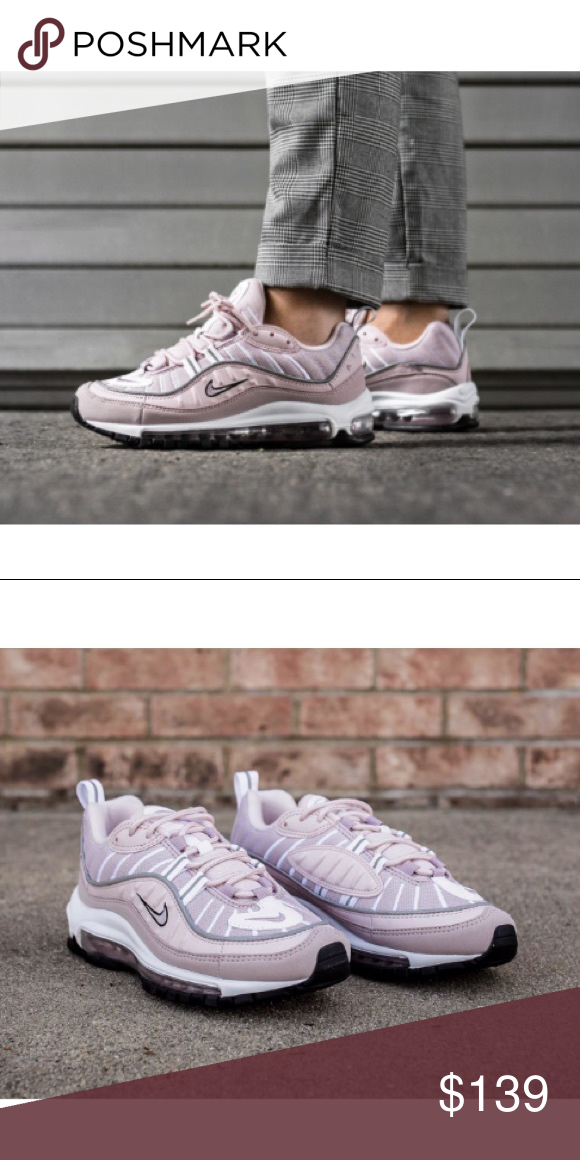 premium selection 586b9 c1fa4 Nike air max 98 Nike air max 98 wmns barely rose . Color is ...