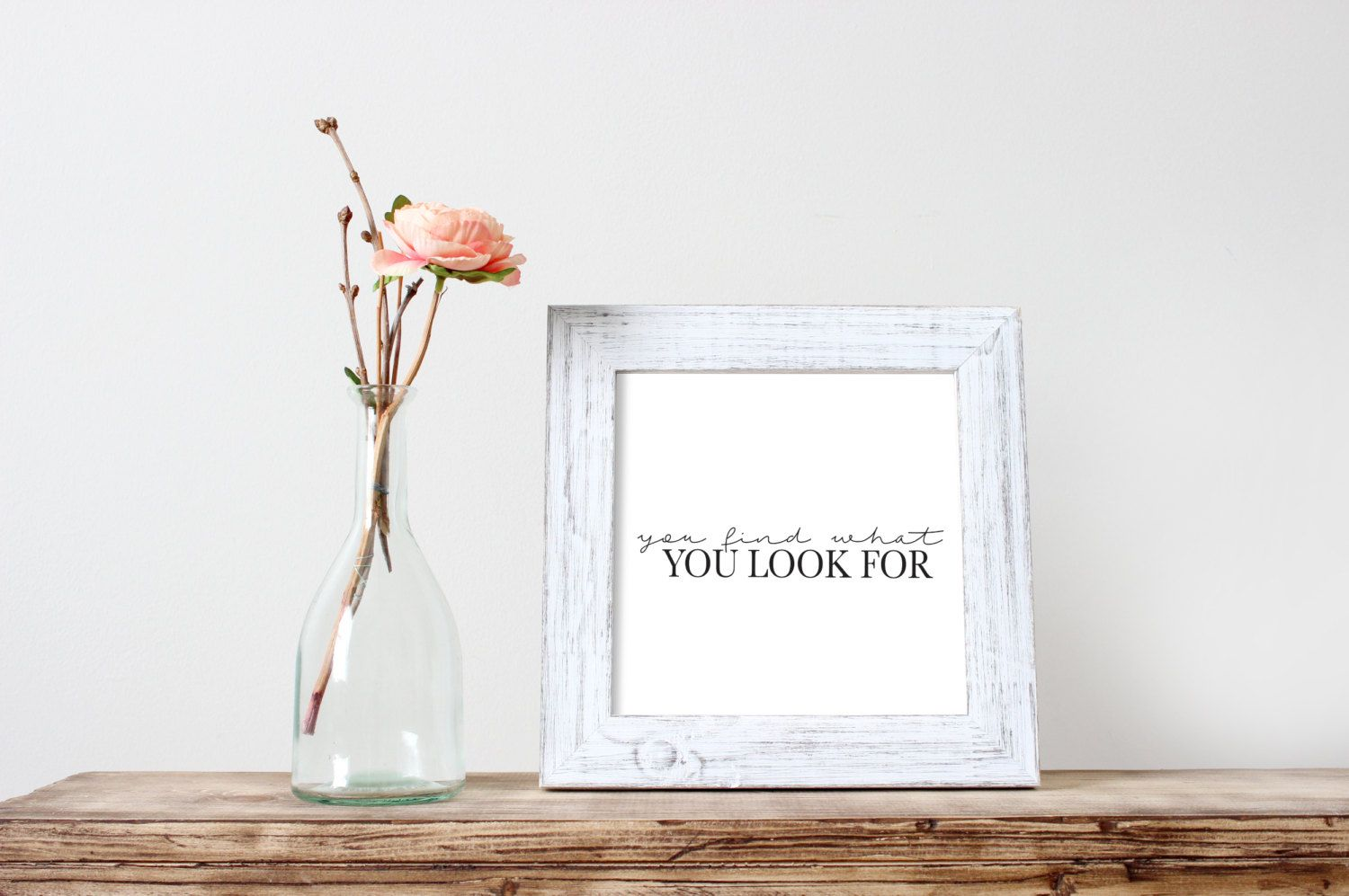 Find What You Look For Print by Lovelittlejdesigns on Etsy