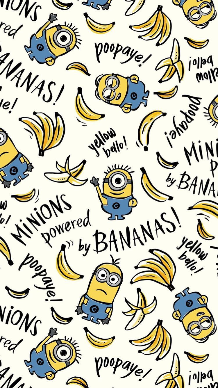 P I N At Thumae Minions In 2019 Wallpaper Iphone Wallpaper