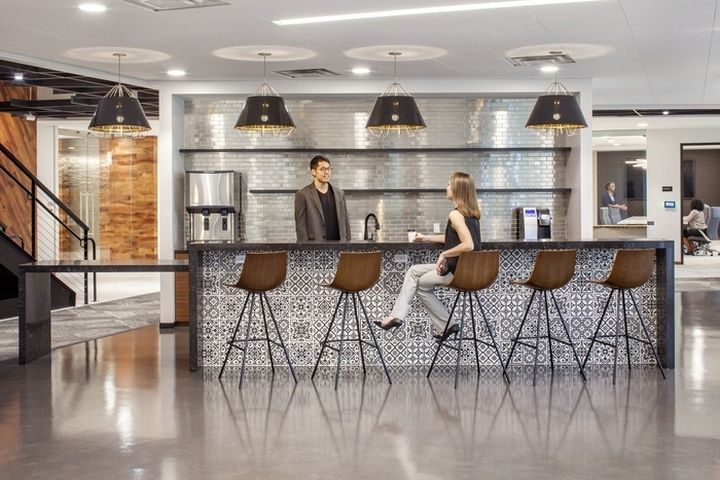 Spirit Realty Capital Office By IA Interior Architects, Dallas U2013 Texas »  Retail Design Blog