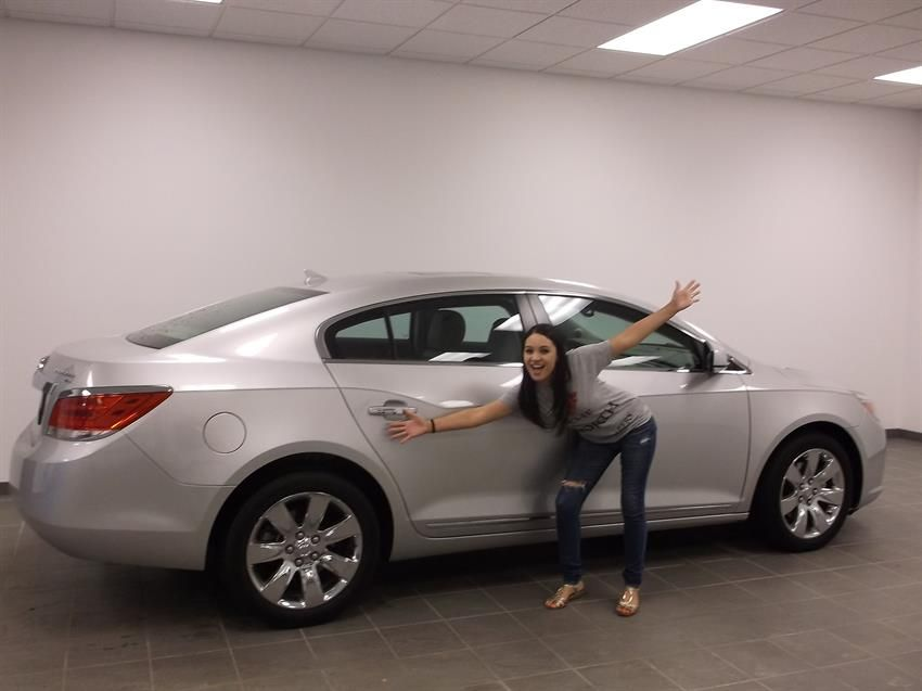 Mike Shaw Buick Gmc >> Marteas New 2010 Buick Lacrosse Congratulations And Best