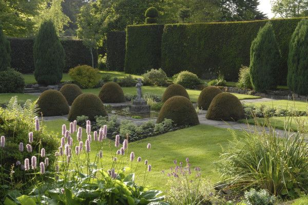 The Gardens At Arley - Arley Hall & Gardens gardens (With ...