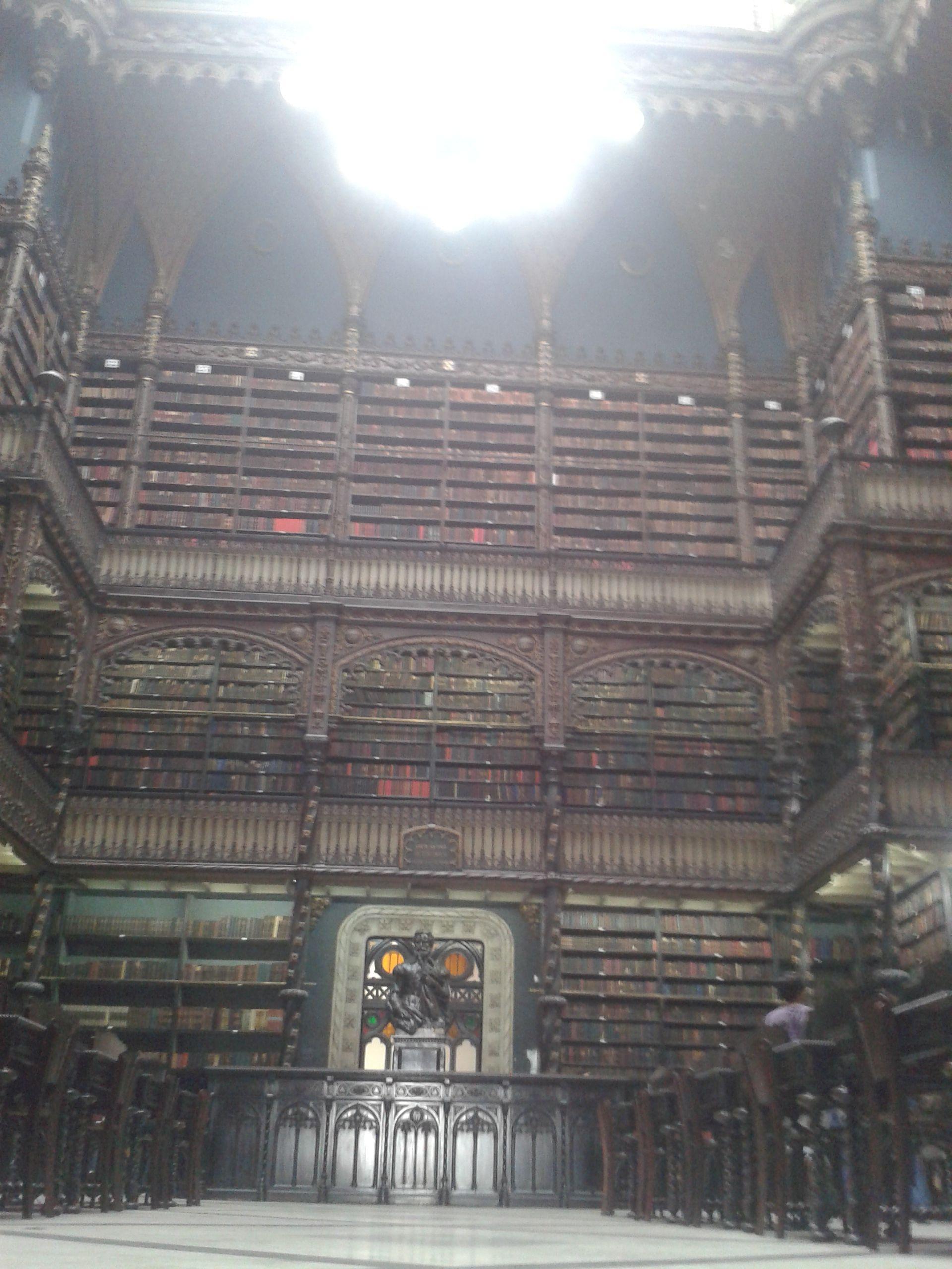 Real Gabinete Português de Literatura, Rio de Janeiro/RJ - Brasil