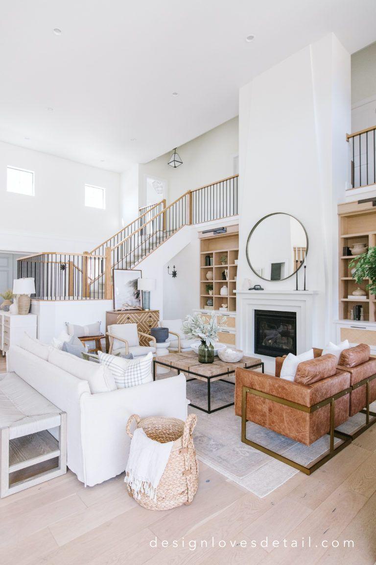 Fall Home Tour: Living Room + Studio McGee Target