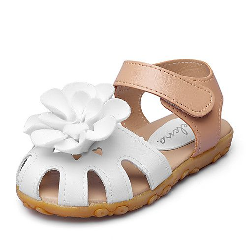 Girls shoes leatherette summer fall comfort flower girl shoes girls shoes leatherette summer fall comfort flower girl shoes sandals appliques magic tape for wedding party evening outdoor dress flower girl shoes mightylinksfo