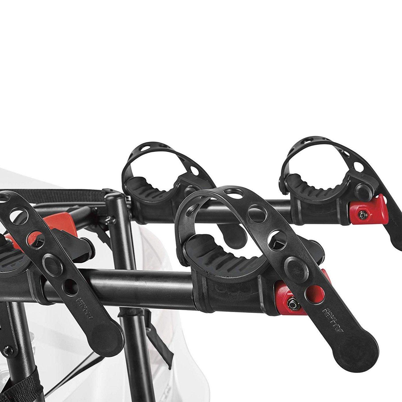 Allen Sports S102 Premier Foldable 2 Bike Trunk Mounted