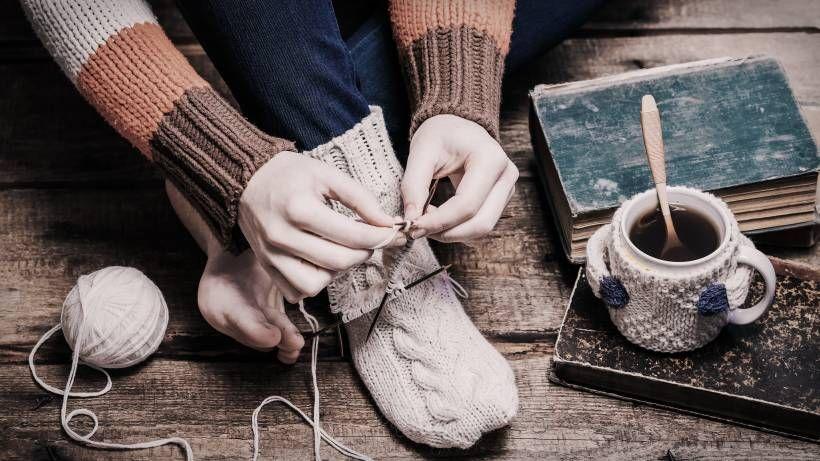 Photo of Socken stricken: So geht's ganz einfach