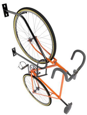 Ultra Space Saver Single Bike Storage Space Savers Bike Hanger