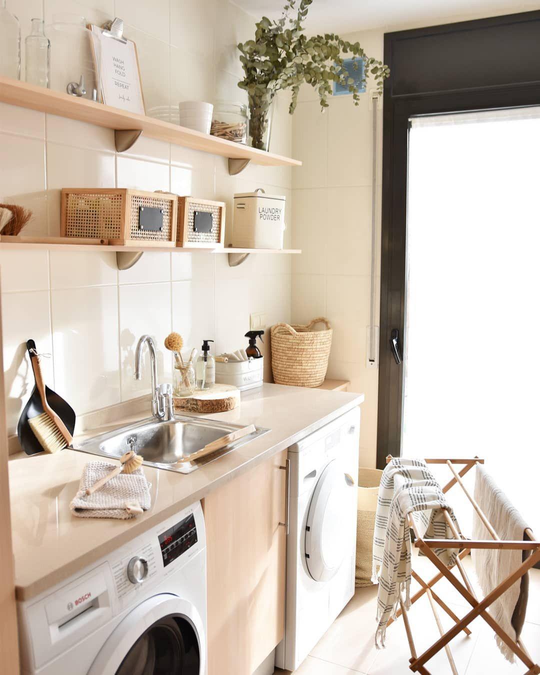 收藏到 home decor on extraordinary small laundry room design and decorating ideas modest laundry space id=18000