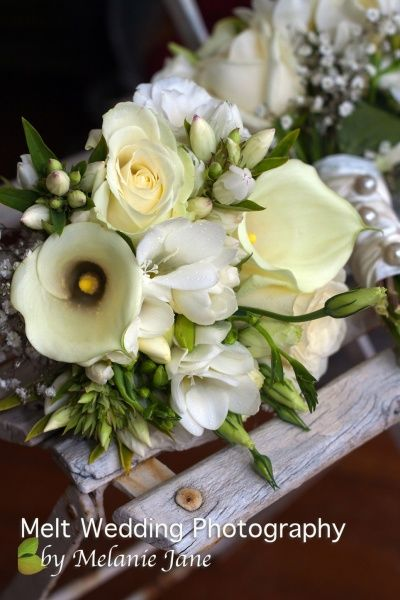 Carley Jones Floral Design Dunedin Florist Vintage Bouquet 2