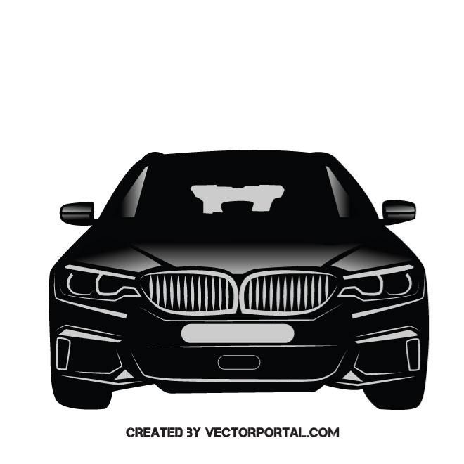 Bmwcarimage: Vehicles Free Vectors