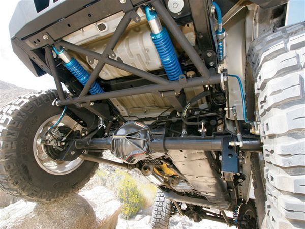2007 Jeep Wrangler Jk Evo Lever Coilover Suspension Kit Kit