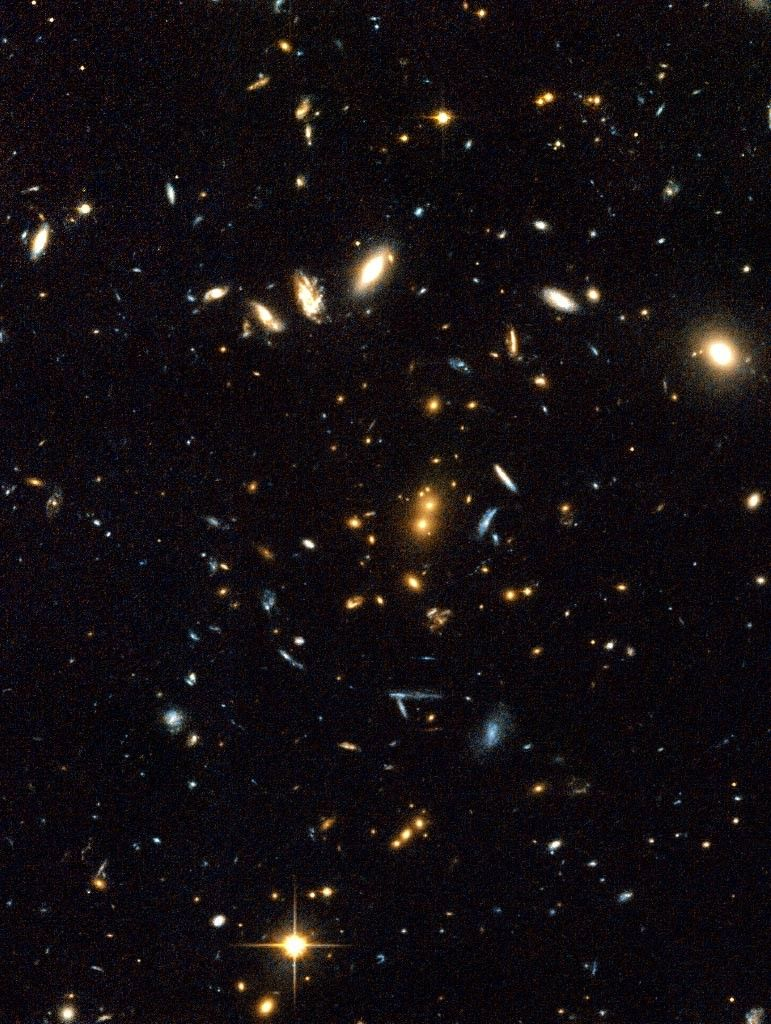 What Did Hubble See on Your Birthday? in 2020 Hubble