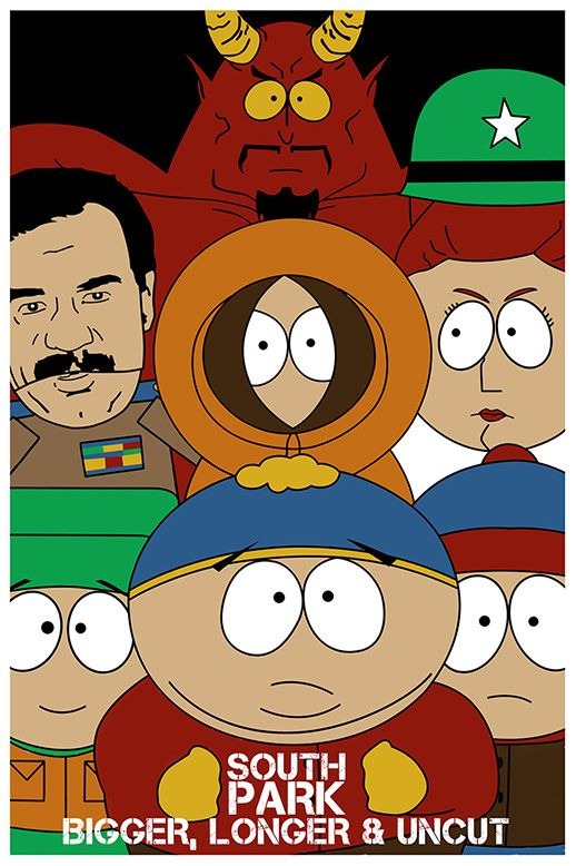 The Dark Inker S Latest Commission Will Warp Your Fragile Little Mind South Park Funny South Park The Darkest