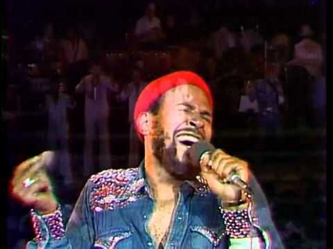 The Midnight Special 1974 - 08 - Marvin Gaye - Let's Get It