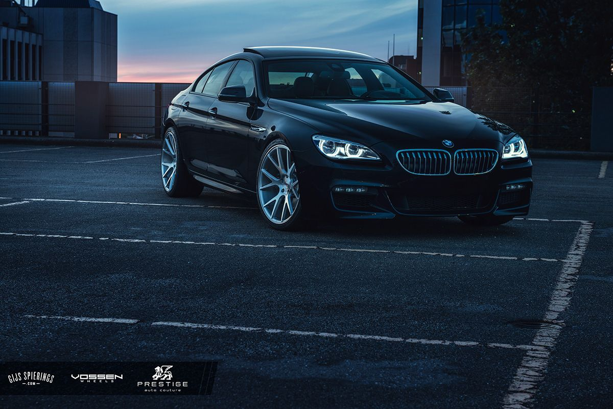 A Gorgeous Bmw 6 Series Gran Coupe Photoshoot With Images Bmw