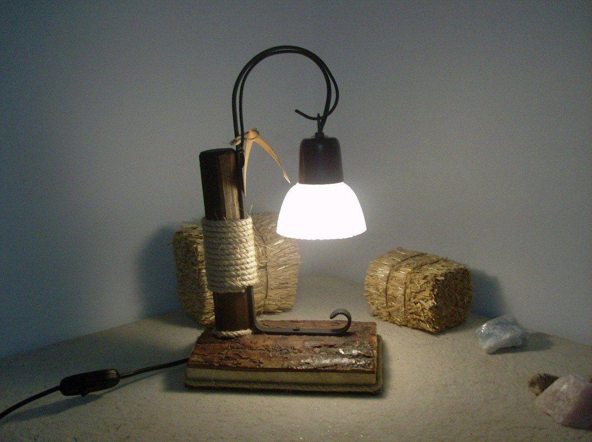 lamparas rusticas estilo campo buscar con google