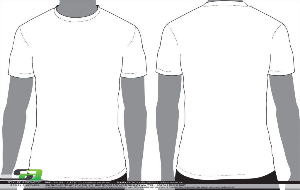 T Shirt Design Template Illustrator Yeppe Within Blank T Shirt Design Template Psd Great Cretive Temp Shirt Template T Shirt Design Template Blank T Shirts
