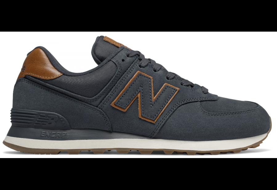 Buty Klasyczne New Balance Ml574nbd Meskie Granatowe New Balance 574 Men Shoes Size Eva Sneakers
