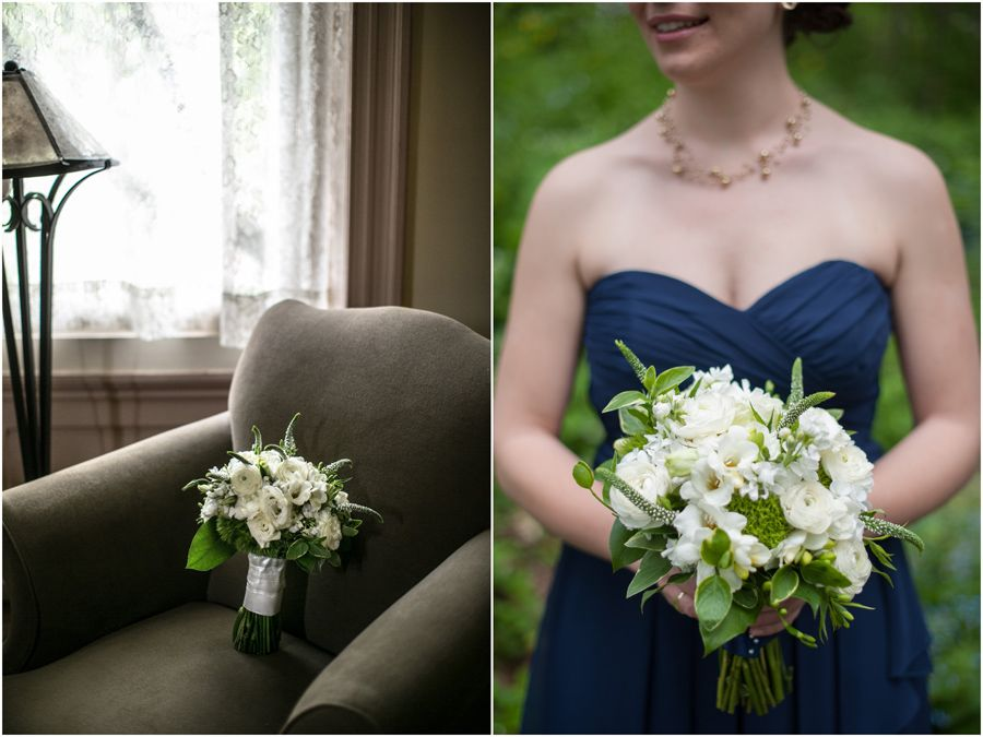 ranunculus, white garden roses