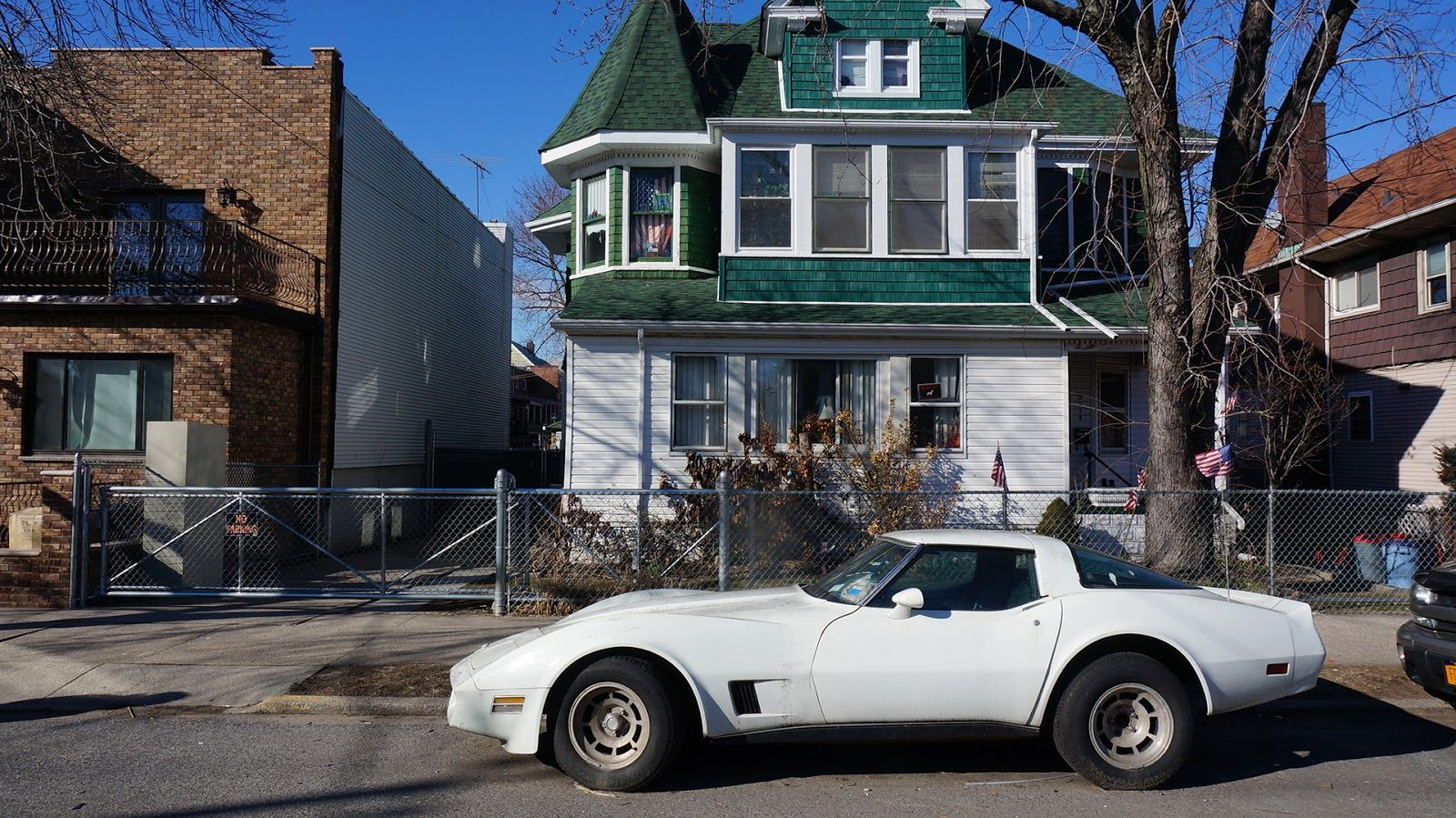 Corvette and Witch House