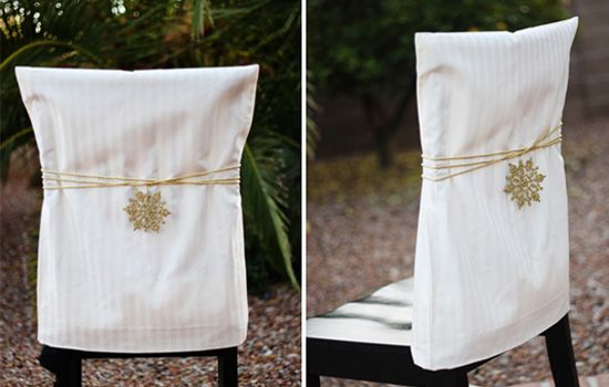 Seasonal Decorating Ideas In 2020 Christmas Chair Covers Chair