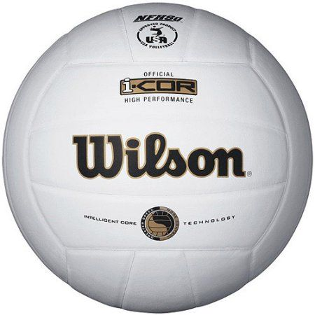 Wilson i-COR High Performance Volleyball, White