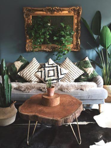 A marokkói boho stílus, és az Urban Jungle az etno otthonokban!