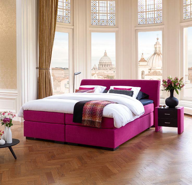miodormio boxspring rome slaapkamer pinterest