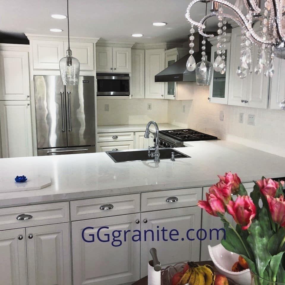 Granite Countertops Countertops Kitchen Remodel Quartz Countertops Quartz Kitchen Counte In 2020 Quartz Kitchen Countertops Granite Countertops Kitchen Countertops