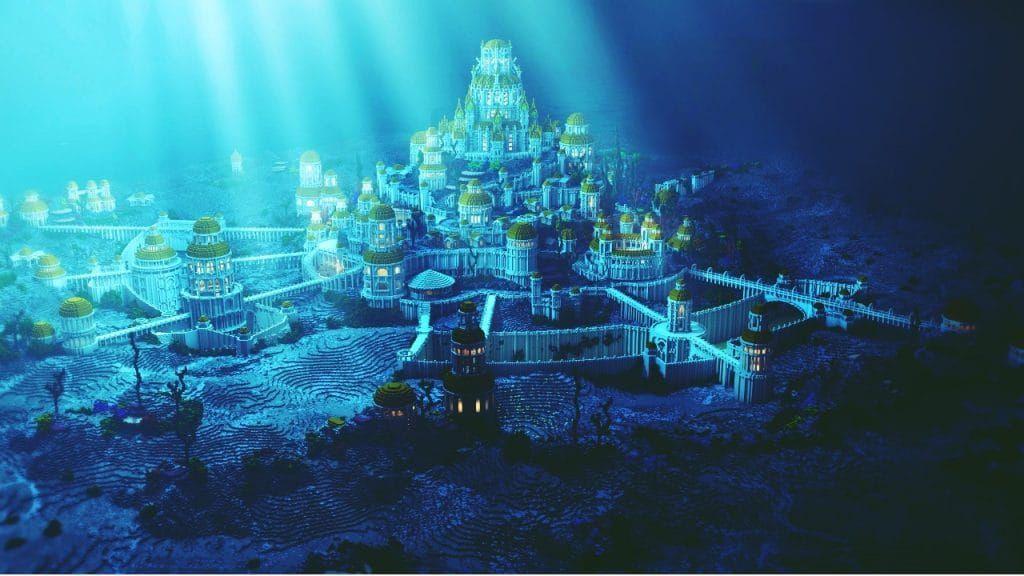 Modern Day Atlantis Mind Blowing Underwater Cities