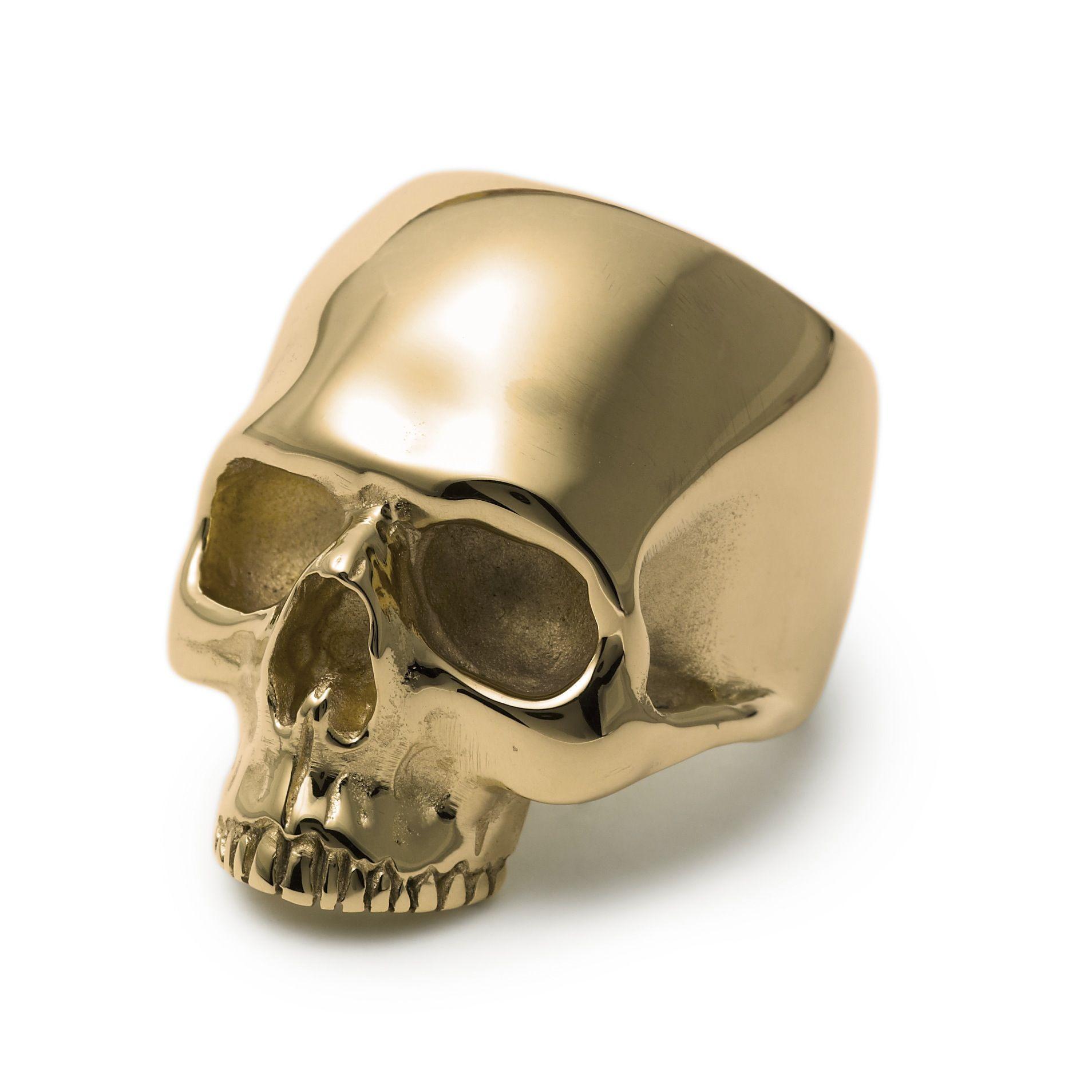 goldjawlessanatomicalskullringangled Jewelry Pinterest