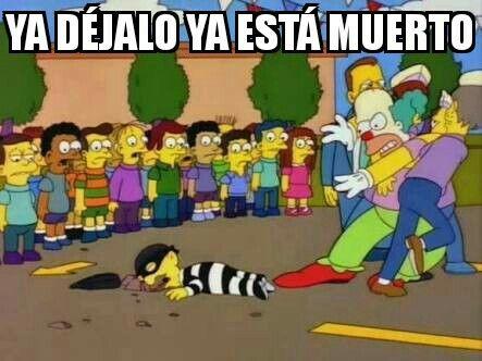 Krusty dejalo ya está muerto | Memes divertidos, Plantilla de meme,  Imágenes graciosas