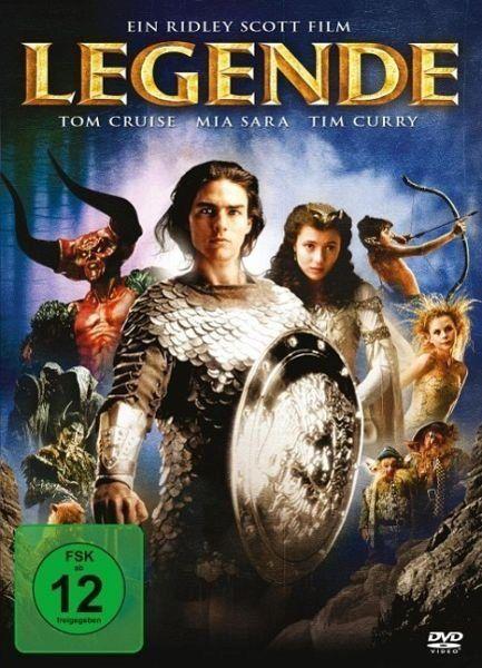 DVD »Legende« (With images) | Legend movie tom cruise, Tom ...
