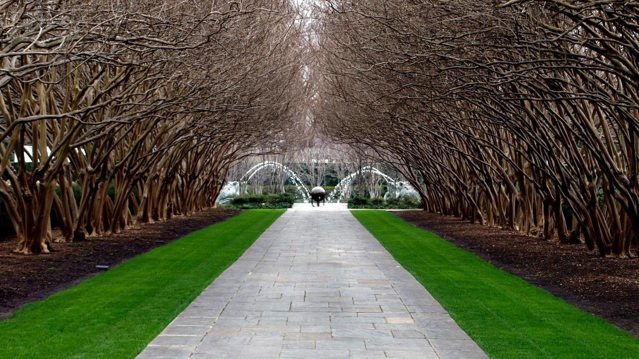 Featured Gardens Dallas Arboretum Most Beautiful Gardens Arboretum