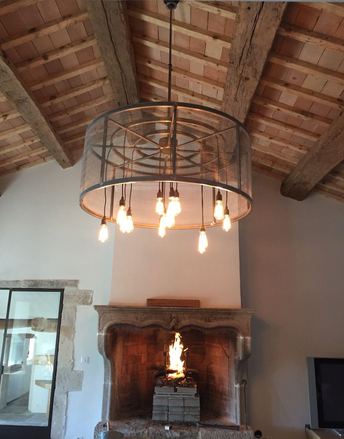 Lampadaire Ampoule Filament De L Ampoule A Incandescence Led