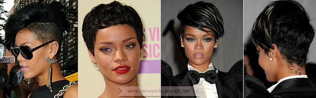 short hair don't care by New York can wait..., via Flickr