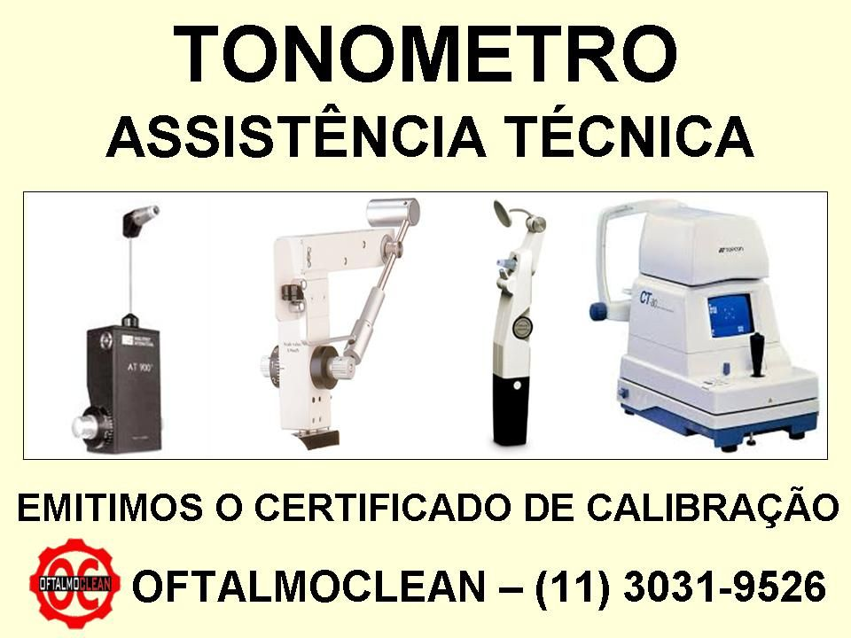 Assistencia Tecnica Para Tonometro A Oftalmoclean Realiza A Manutencao Conserto Calibracao De Tonometro De Aplanaca Atlantis Calibracao Assistencia Tecnica