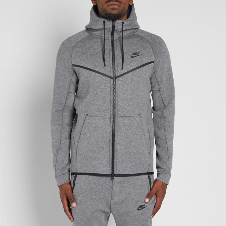 Nike Tech Fleece Windrunner | Nike tech fleece, Nike tech