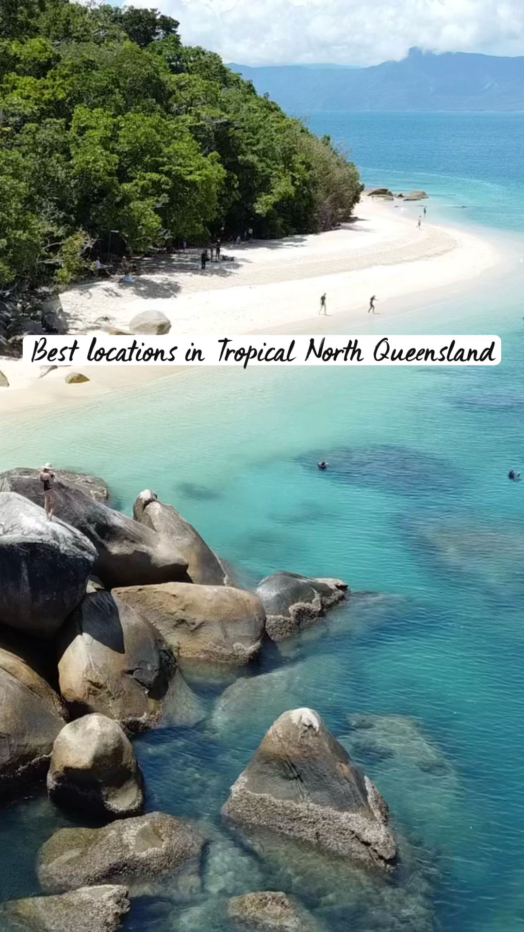 Best Locations in Tropical North Queensland