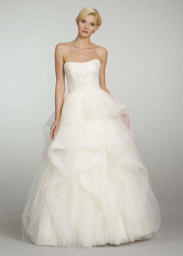 Bridal Gowns, Wedding Dresses by Alvina Valenta - Style AV9308 ...