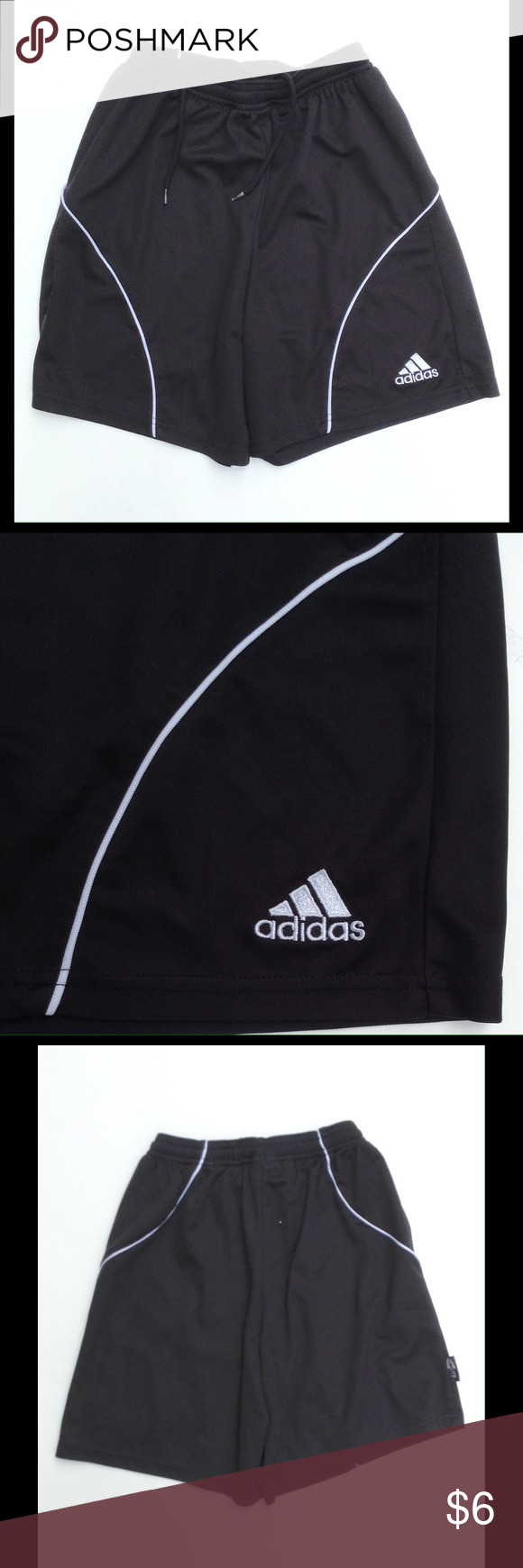 Adidas Boy Shorts Adidas Clima 365 Shorts. Great condition!  Light, cool material.  Great for soccer, basketball or just everyday. Adidas Bottoms Shorts