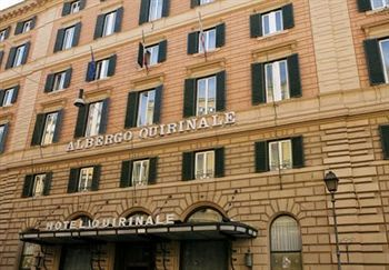 Hotel Quirinale With Images Italy Travel Rome Hotel